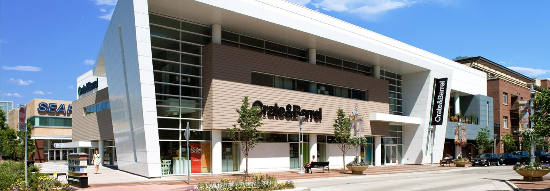 Clayton Lane - Cherry Creek North - Crate and Barrel