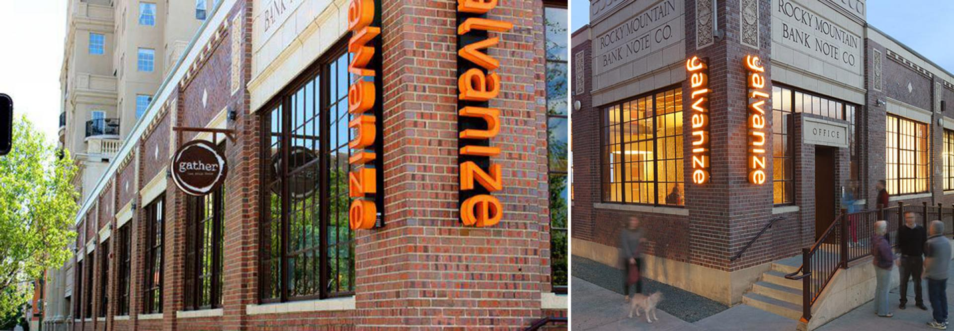 Rocky Mountain Bank Note Co. Building Renovated To Become Galvanize 1.0