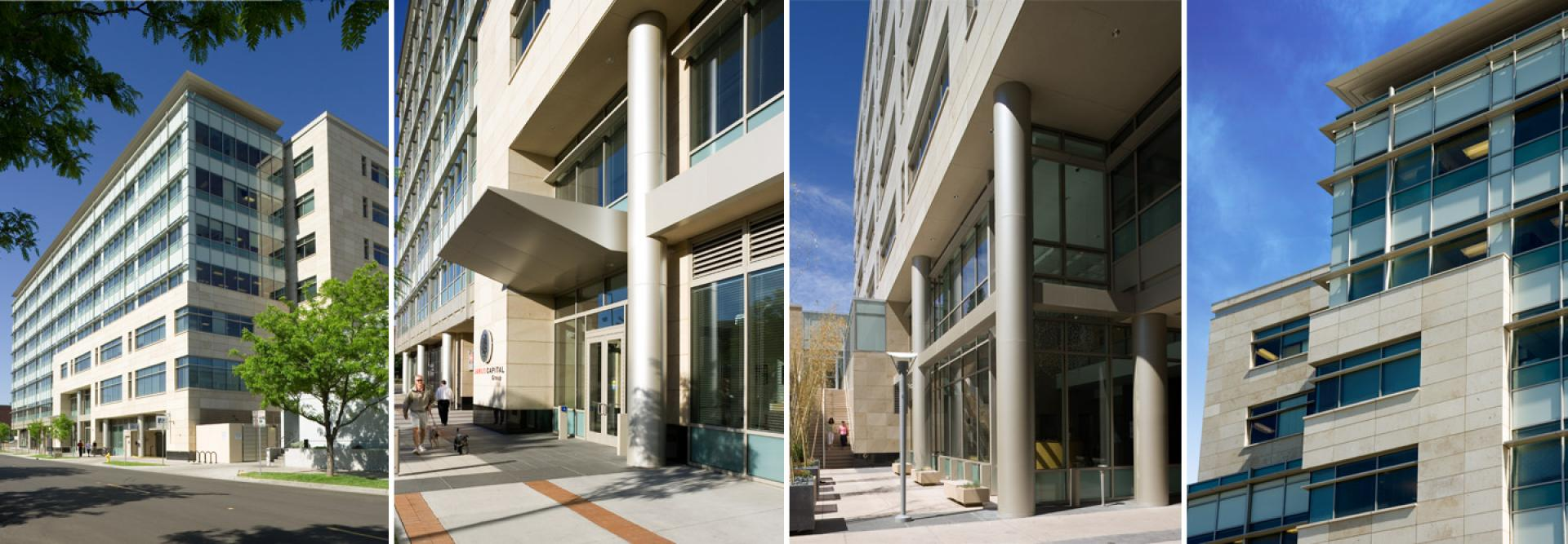 Janus Capital Group World Headquarters - Exterior