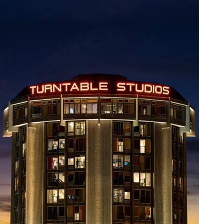 Thumbnail and Link To The Turntable Studios Denver Colorado